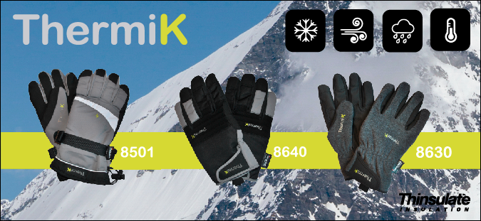 Thermik Guantes