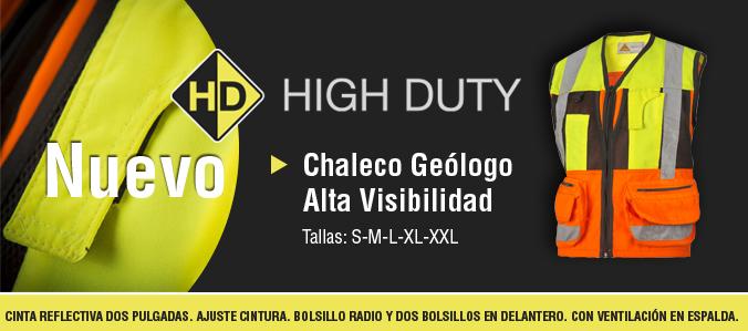 CHALECO ALTA VISIVILIDAD